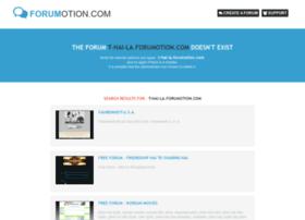 t-hai-la.forumotion.com