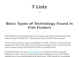t-lists.com
