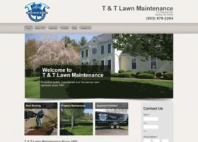 t-tlawnmaintenance.com