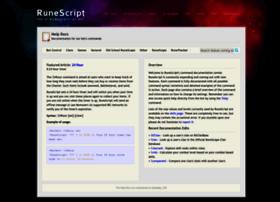 t.rscript.org