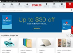t.staples.com