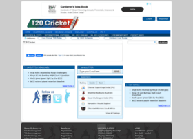 t20cricket.com