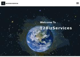 t2bizservices.com