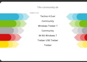 t4e-community.de