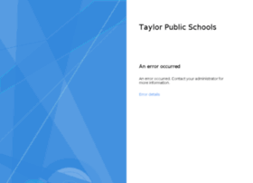 taadfs.taylorschools.net