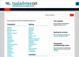 taaladvies.net