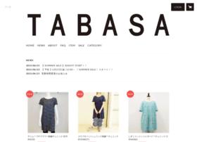 tabasa-ec.stores.jp