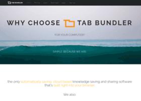 tabbundler.com