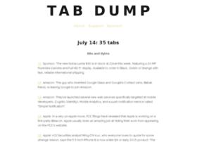tabdump.com