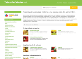 tabeladecalorias.net