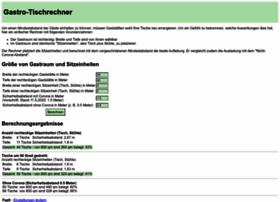 tabellator.de