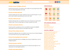 tabirler.net