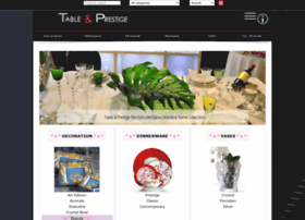 table-and-prestige.com