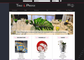 table-et-prestige.com