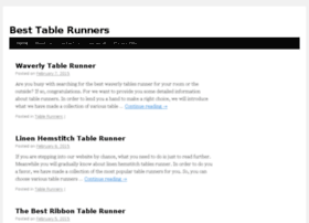 table-runners.org