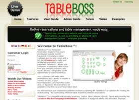 tableboss.com