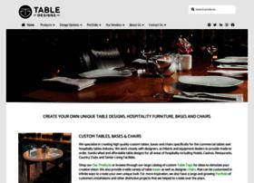 tabledesigns.com
