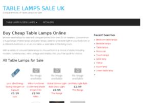 tablelampssale.co.uk