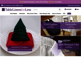 tablelinensforless.com