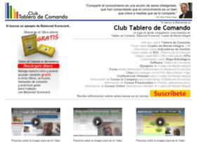 tablerodecomando.com.ar