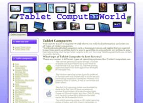 tabletcomputerworld.com