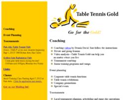 tabletennisgold.com