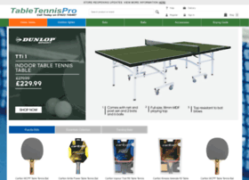 tabletennispro.co.uk