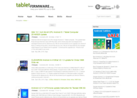 tabletfirmware.org