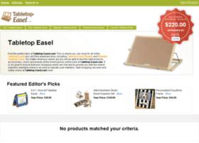 tabletop-easel.com