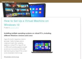 tabletpclounge.com