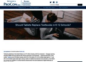 tablets-textbooks.procon.org