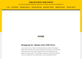 tabletswithusbports.net