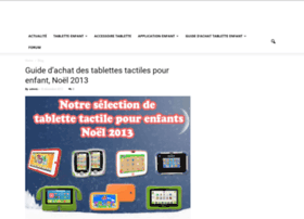 tablette-enfant.com