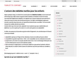 tablette-enfant.fr