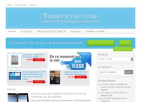 tablettepaschere.fr