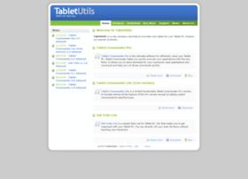 tabletutils.com