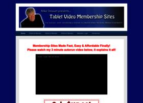 tabletvideomembershipsites.com