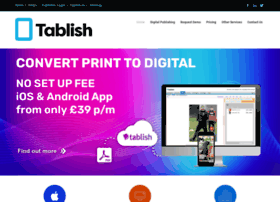 tablish.co.uk
