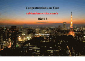 tablondeservicios.com