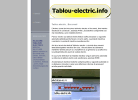 tablou-electric.info