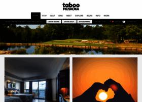 tabooresort.com