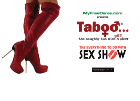 tabooshow.com
