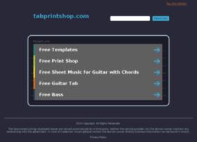 tabprintshop.com