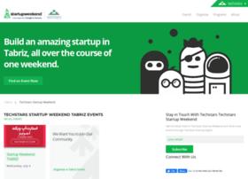 tabriz.startupweekend.org