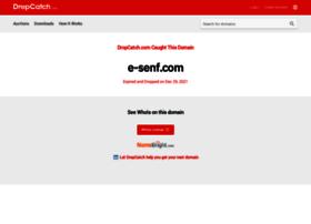 tabrizshoes.e-senf.com