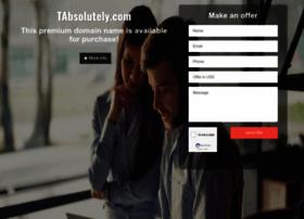 tabsolutely.com