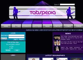 tabspedia.com