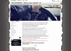 tachomania.com