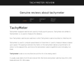 tachy-meter.com