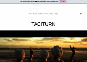 Taciturn.co.uk